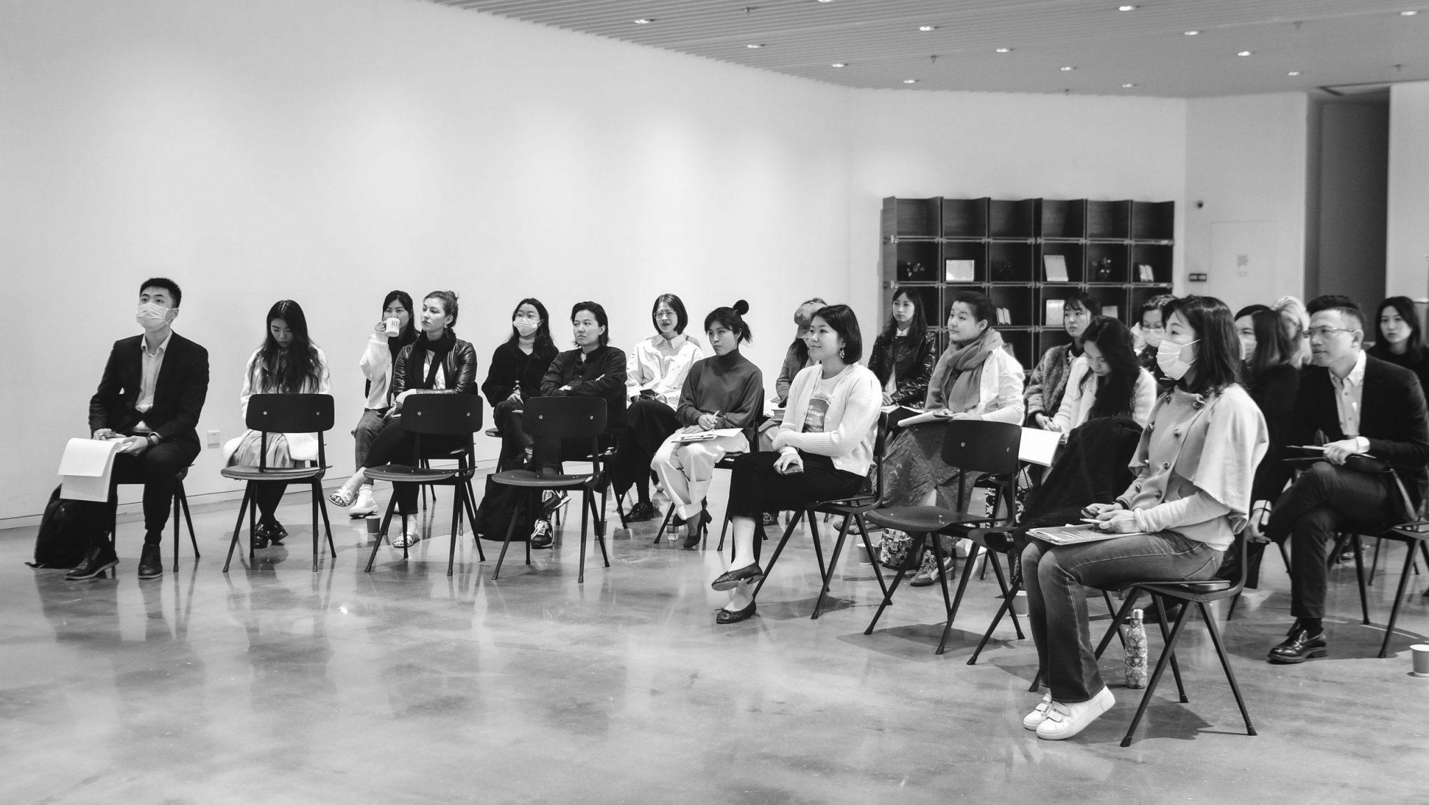 Workshops 工作房 at He Art Museum, Shunde